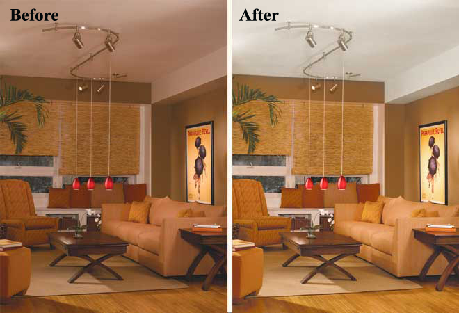 Real Estate Image Processing Services for Real Estate Photographs