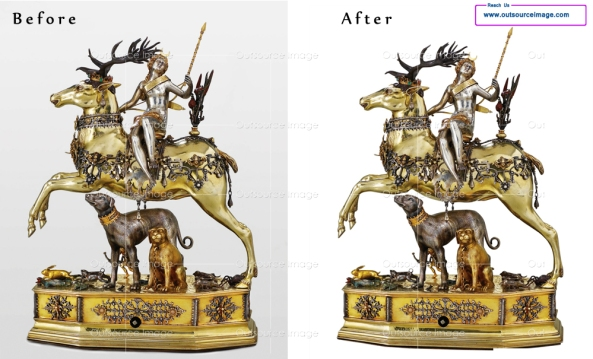 Image clipping path