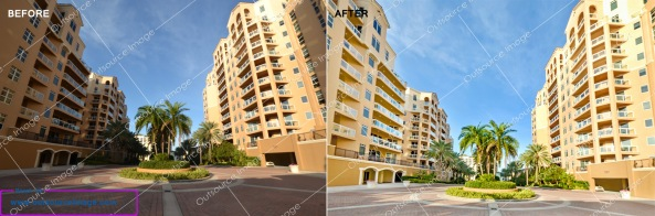 Real estate image editing service provider