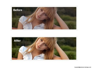 Photo Color Enhancement
