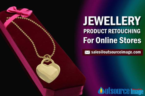 Retouching Services for Online jewelry Stores