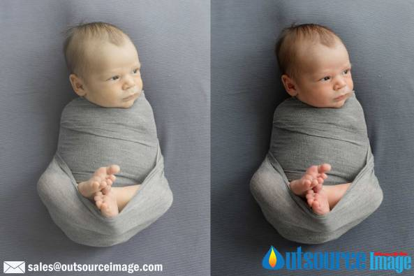 Baby Photo Retouching for Photographers