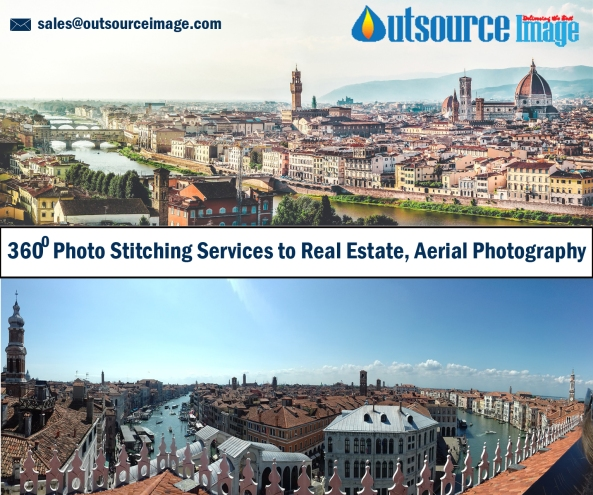 Photo stitching services