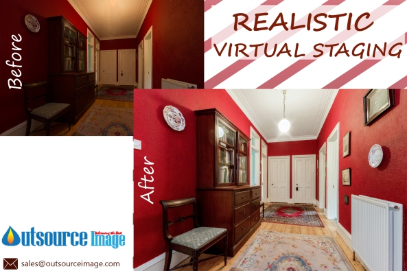 Outsource Virtual Staging Services