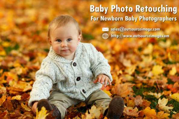 Kids photo retouching for Kids photographers