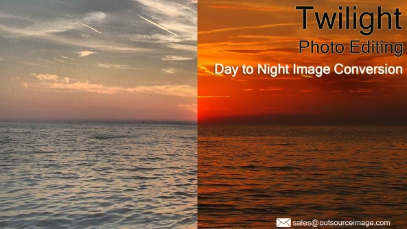 Day to Night Photography Editing Services
