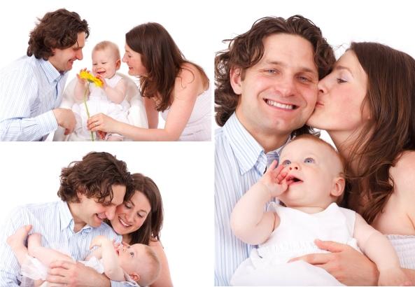 Retouching Family Photographs