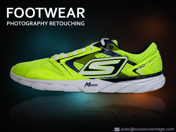 Footwear Photo Retouching Services
