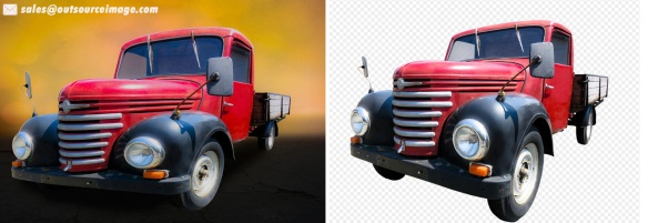 Product Image Background Removal Services