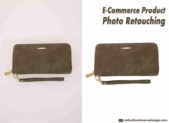 Product Image Retouching Services