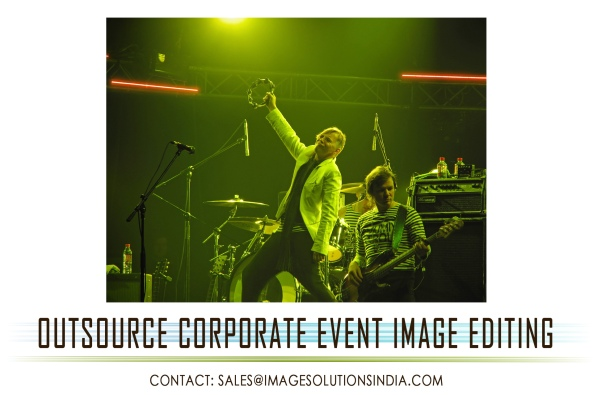 Outsource Corporate Event Image Editing